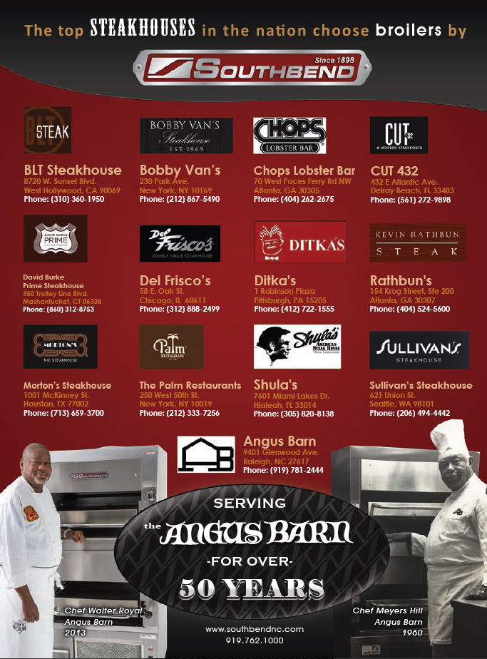 Commercial Steakhouse Broilers by Southbend