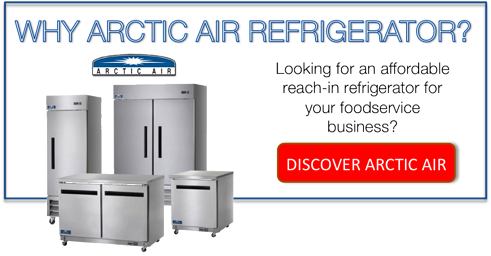 Why Arctic Air Reach In Refrigerators