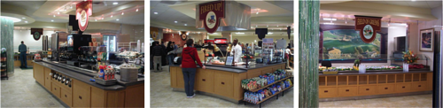 Stony Brook University Hospital Cafeteria