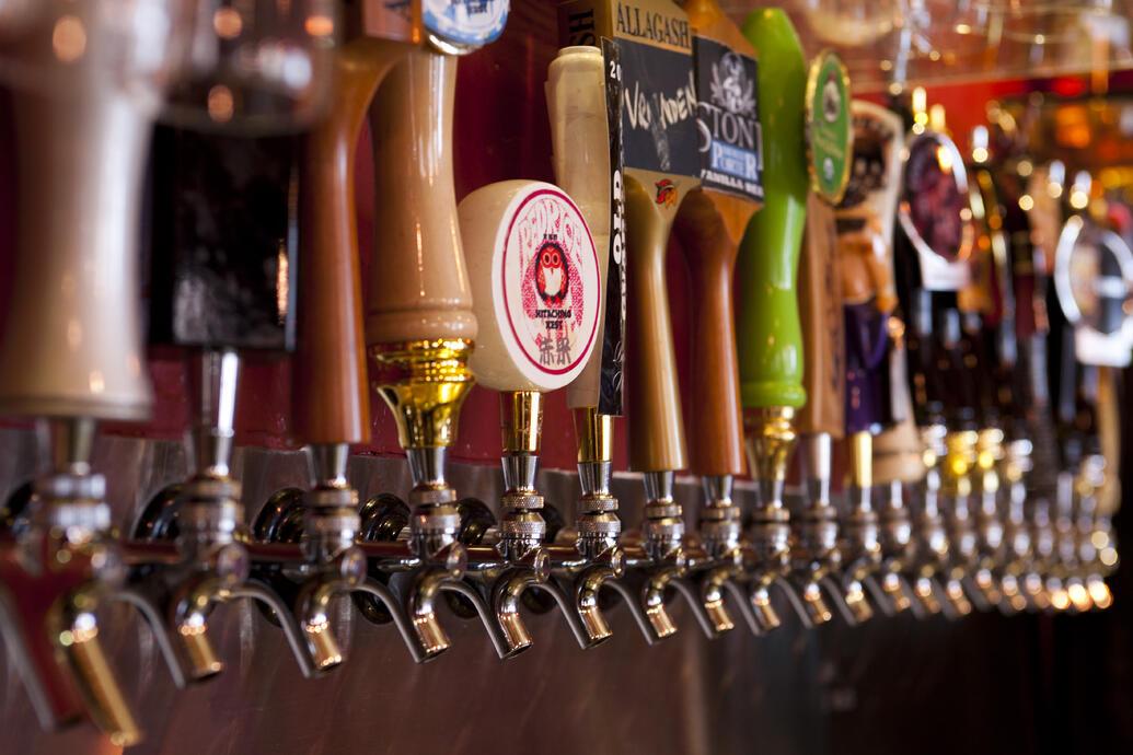 Perlick Beer Taps - Eaton Marketing