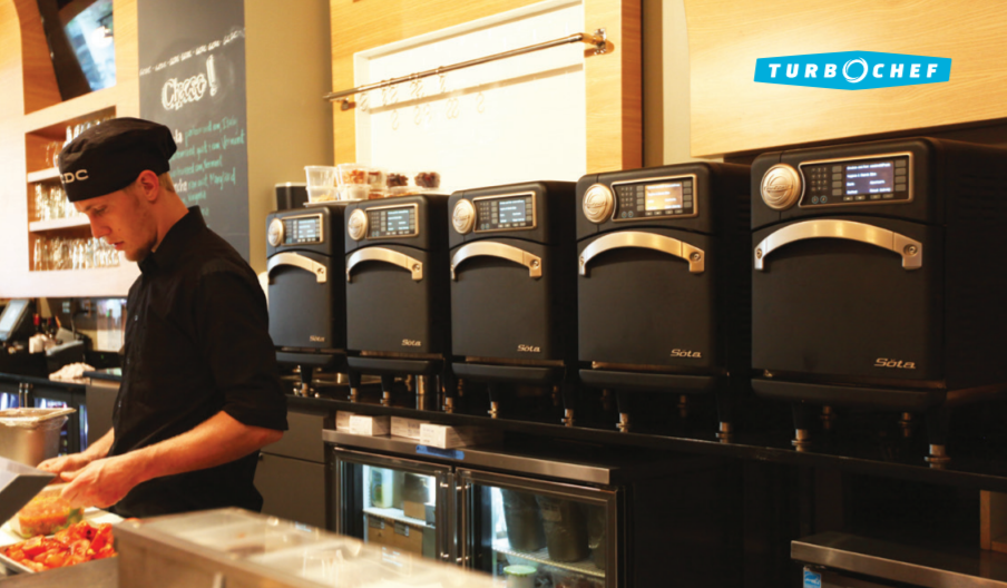Rapid Cook Ovens