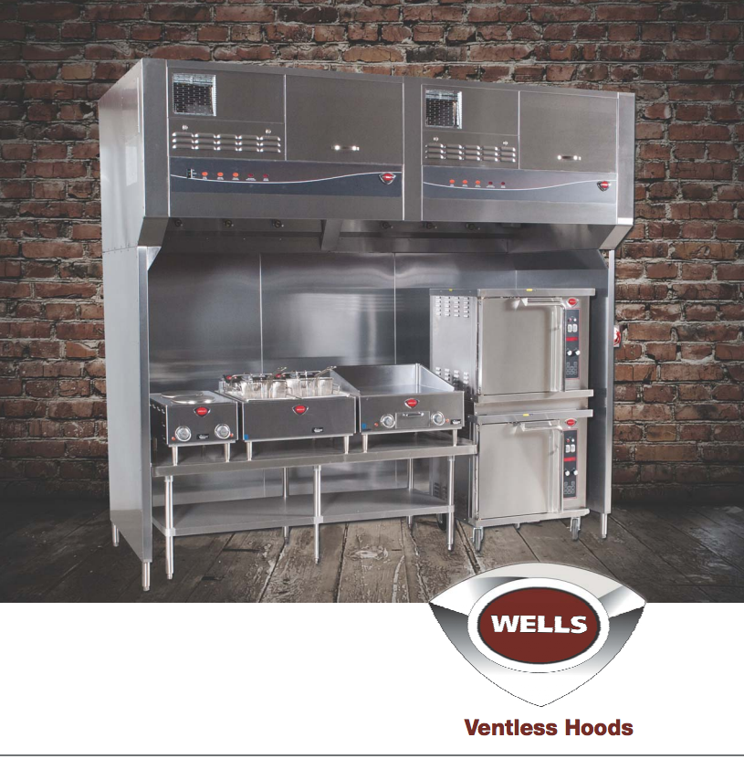 A Closer Look at Wells Universal Ventless Hood Systems by Eaton Marketing of Florida