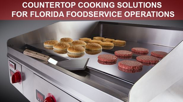 Countertop Cooking Solutions 2
