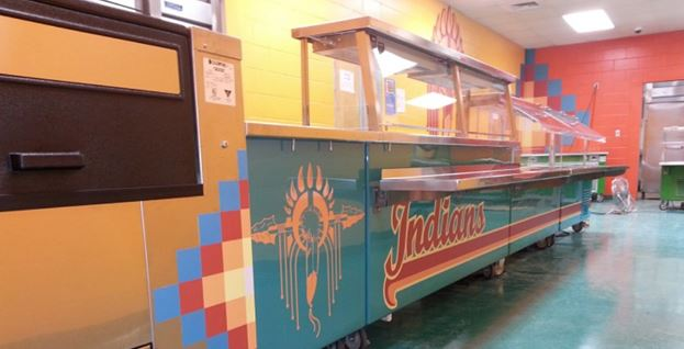 Eaton Cafeteria