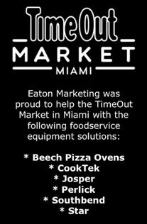 Eaton Installs TimeOut Market Miami