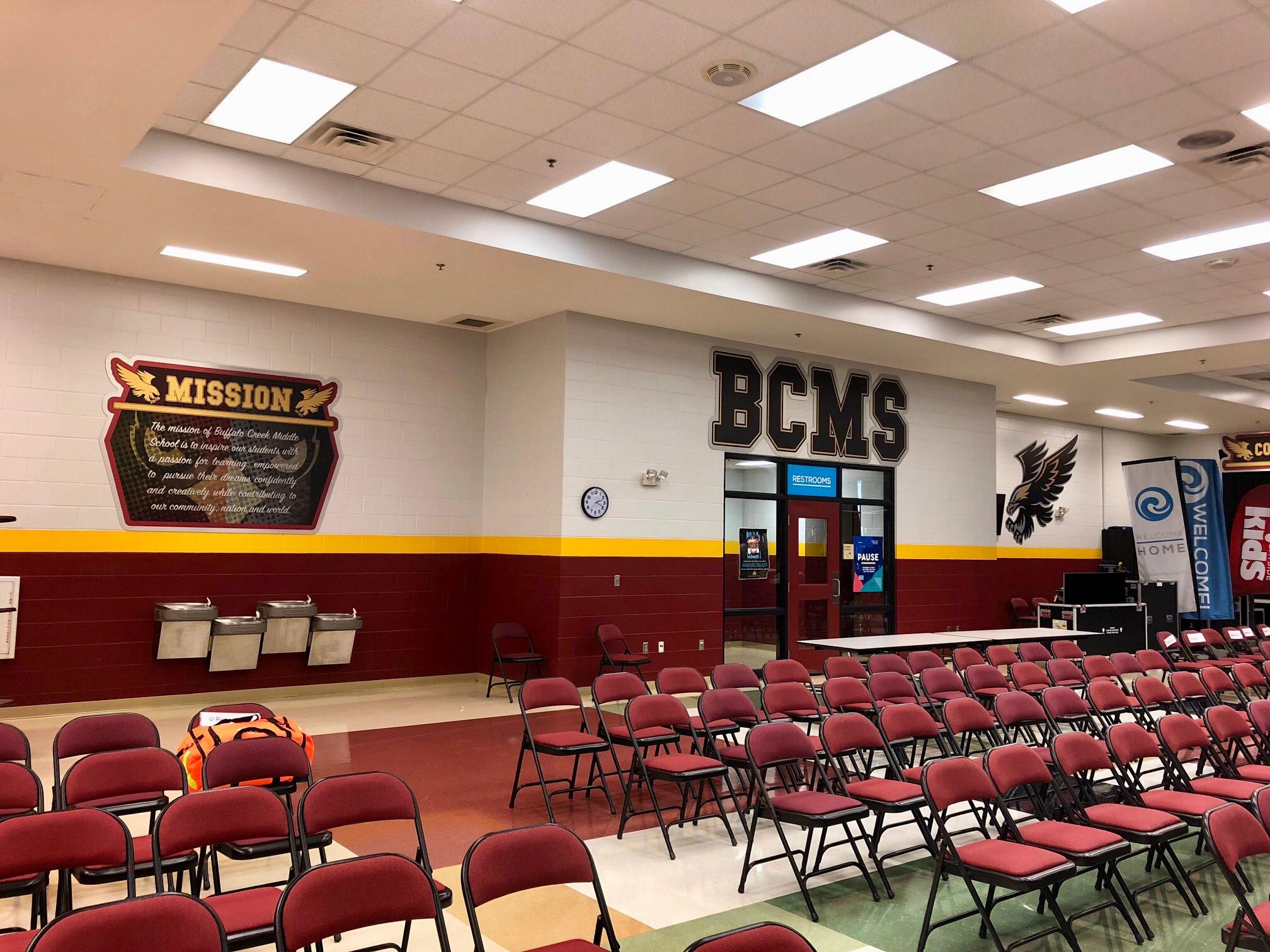 Florida School Cafeteria Renovation