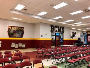 Florida School Cafeteria Renovation