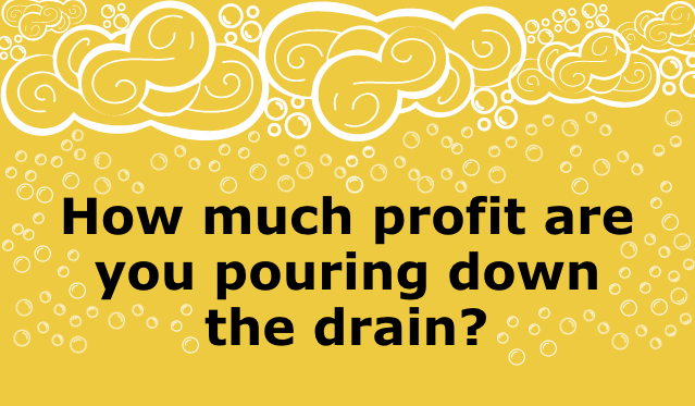 How Much Is your Florida Beverage Program Losing from Foamy Beer.png