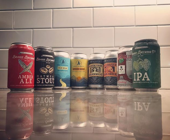 NA Craft Beer
