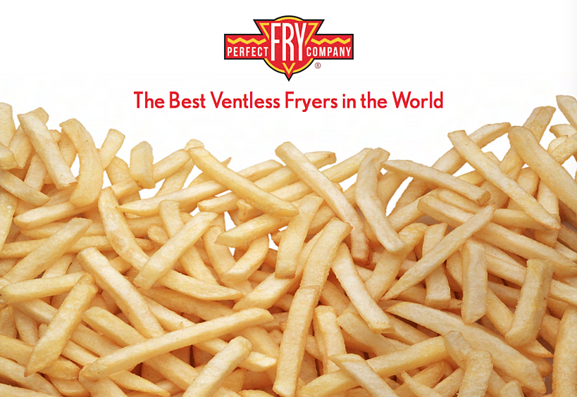 The Perfect Ventless Cooking Solutions from Perfect Fry
