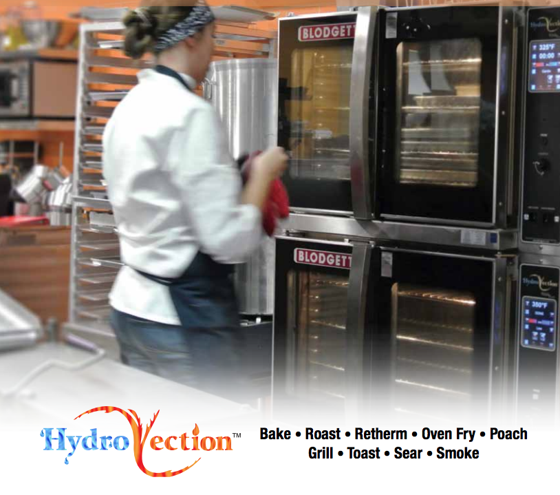 What Is a HydroVection Oven?