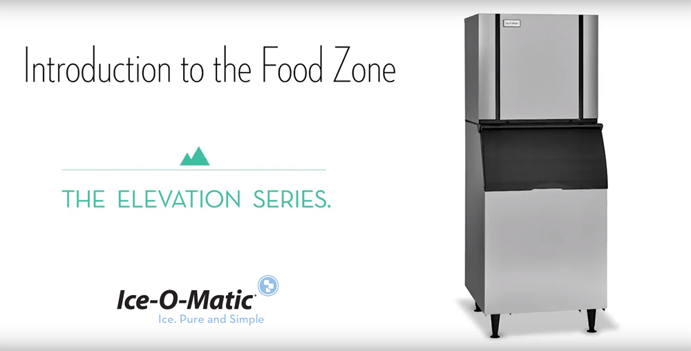 food zone ice machine