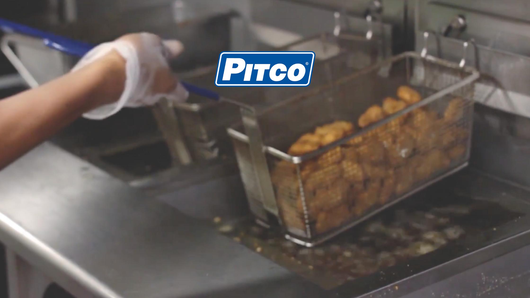 Pitco Solstice Fryer