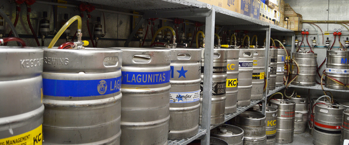 IMPORTANCE OF ORGANIZATION IN YOUR BAR'S WALK-IN COOLER