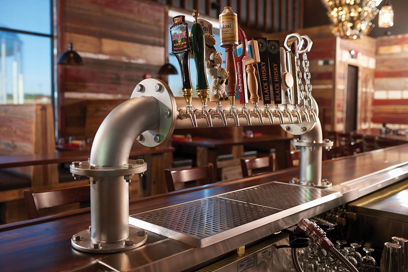 Perlick Beer System