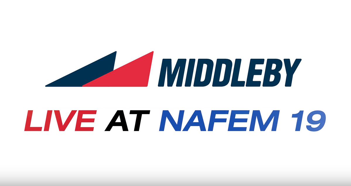 middelby live at nafem 2019 refresh